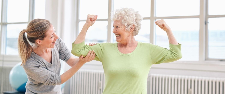 Ergotherapie für Erwachsene und Senioren